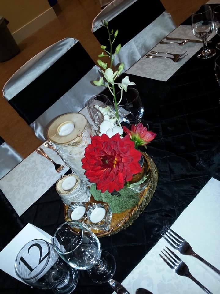 Pure Elegance Wedding Event Décor : Weddings at the canada summit centre in hunstville on